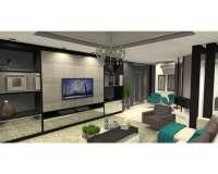 Apartamento no Edifício Renascense: Projeto de interiores completo